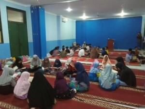 Malam BIna Ibadah SIswa kls Tinggi SDIT Mitra Mendidik Anak ( MMA )